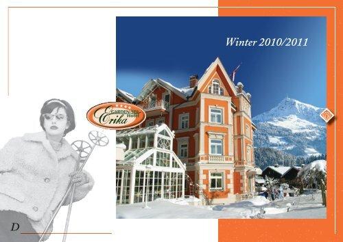 Winter 2010/2011 D - Hotel Erika