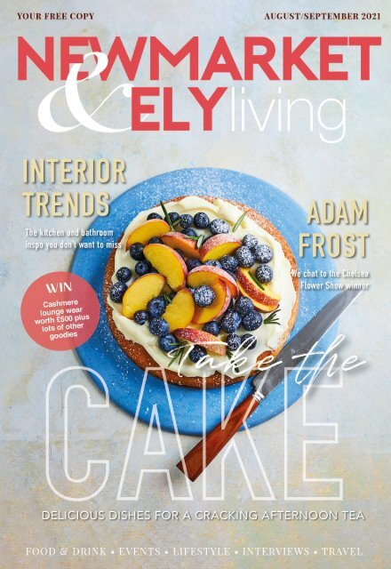 Newmarket and Ely Living Aug - Sep 2021