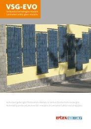 Solarsysteme - Ertex Solar