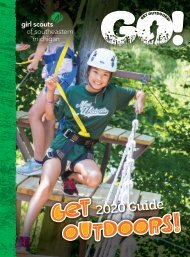 Girl Scouts GO! Guide_2020