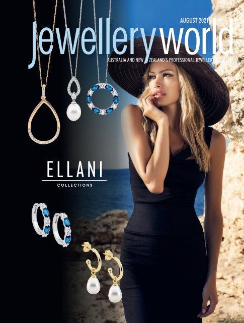Jewellery World Magazine - August 2021