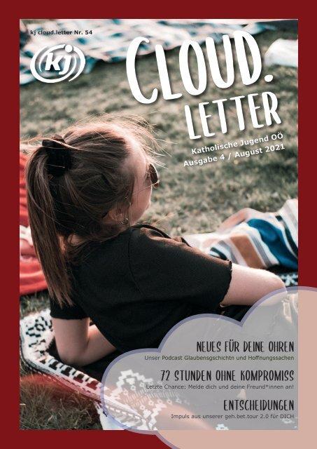 kj cloud.letter August 2021