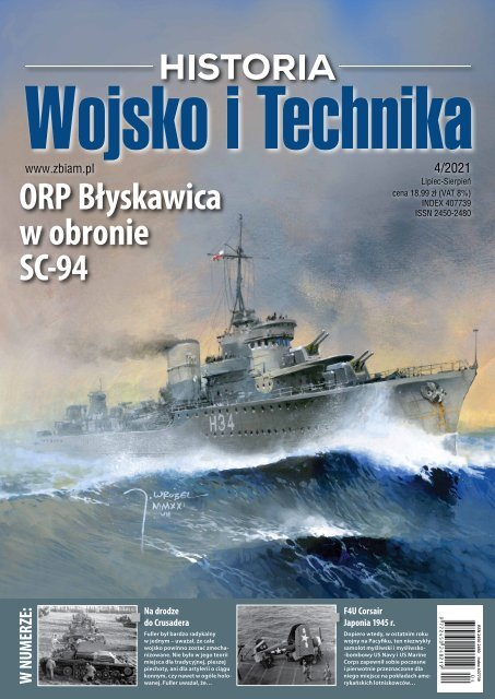 Wojsko i Technika Historia 4/2021 promo