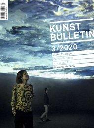 Kunstbulletin März 2020