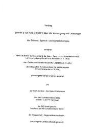 Rahmenvertrag Primaerkassen gu... - Deutscher Bundesverband für ...