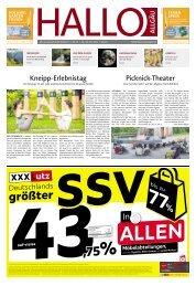 Hallo-Allgäu  vom Samstag, 24.Juli