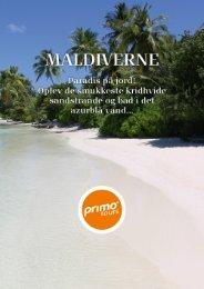 Destination: maldiverne