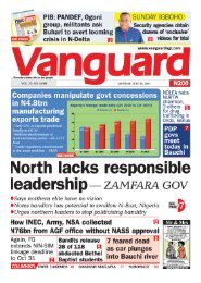26072021 - North lacks responsible leadership