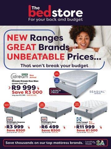 New Ranges Great Brands