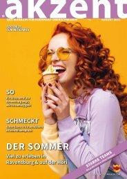 akzent Magazin August '21 BO