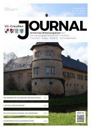 Creußen Journal - Ausgabe 14 - Juli 2021