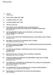 8 Vorwort Josef 10 Prof. Dr. 1922 - 2003 12 Dr. Schähle 1917-2005 ...