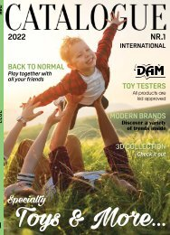 Dam Catalogus 2021 volume 1 - International