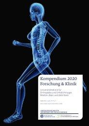 Kompendium 2020 Forschung & Klinik