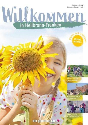 Willkommen in Heilbronn Franken Sommer/Herbst 2021