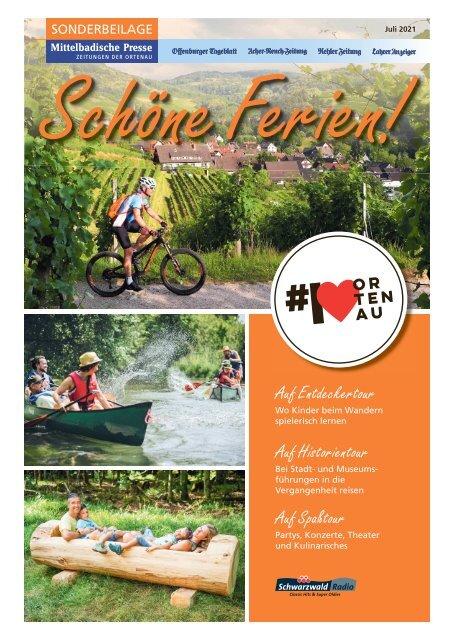 Mittelbadische Presse: Schöne Ferien 2021