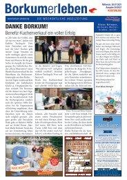 28.07.2021 / Borkumerleben - Die wöchentliche Inselzeitung