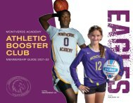 Booster Club Brochure 2021-22