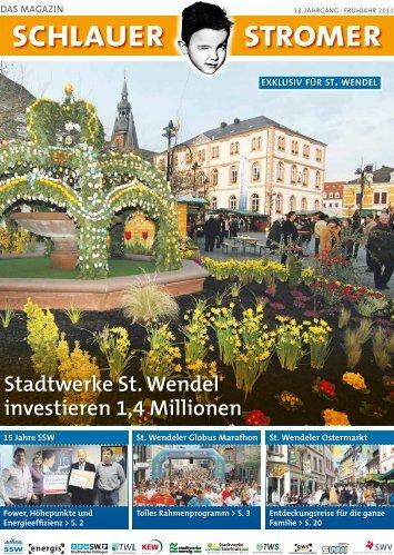 SSW_Stromer-Zeitung_2011-01.pdf - Stadtwerke St. Wendel