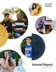 NSP 2020-21 Annual Report