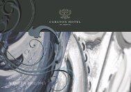 winter 2012/2013 - Carlton Hotel St. Moritz