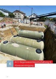 ACO Österreich Preisliste 2021 - Regenwasserbewirtschaftung