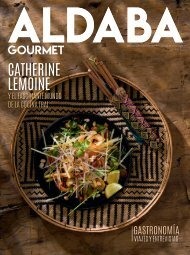 Aldaba Gourmet - 2018