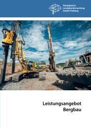 Broschüre GLU - Leistung Bergbau DE