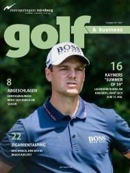 Golf und Business 02-2021