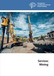 Broschure GLU - Services Mining