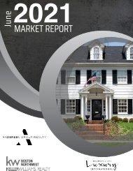 June - 2021 market report