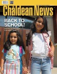 Chaldean News – August 2021