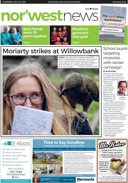 Nor'West News: July 29, 2021
