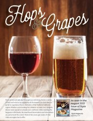 Hops and Grapes Stand Alone - August 2021