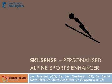ski sense