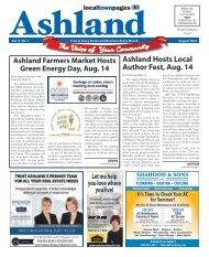 Ashland August 2021