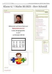 Matheblog