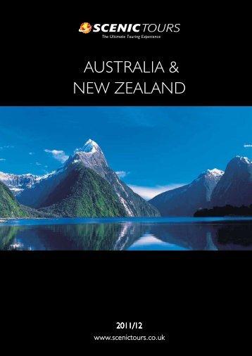 AUSTRALIA & NEW ZEALAND - Scenic Tours