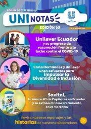 Revista Julio Uninotas Edición 69