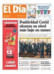 Edición impresa 30-07-2021