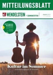 Wendelstein+Schwanstetten - August 2021