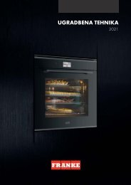 Franke katalog ugradbena 2021_BiH WEB