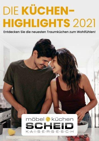Die Küchen-Highlights 2021
