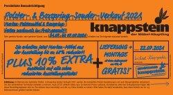 Polster- & Boxspring-Sonder-Verkauf 2021 (Sauerland)