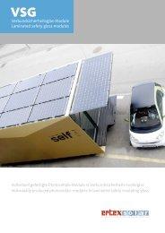 Container SELF - Ertex Solar