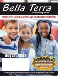 Bella Terra August 2021