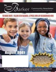 Barker August 2021