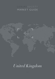 United Kingdom - Luxury Society