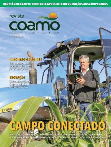 Revista Coamo edição Julho de 2021