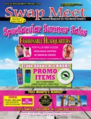 Swap Meet Magazine Aug. 2021 EMAG